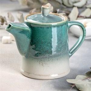 Чайник керамический 500 мл с градиентом