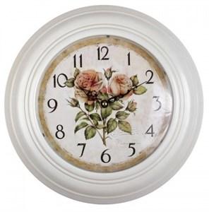 """Часы настенные """"Розочки"""""""