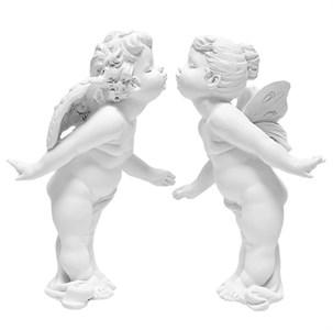 "Набор статуэток ""Целующиеся ангелы"""