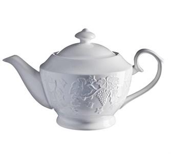 """Чайник керамический """"Виноградная лоза"""" 850 мл"""