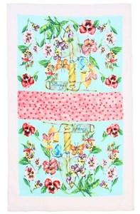 "Полотенце кухонное ""Летние цветы"", 35х61 см"