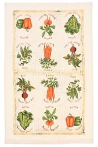 """Полотенце кухонное """"Овощи"""", 35х61 см"""