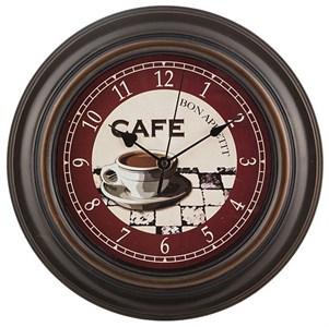 """Часы настенные """"Кафе"""""""
