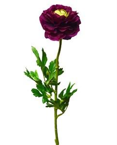 """Искусственный цветок """"Ранункулус"""""""
