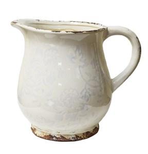 Кувшин керамический молочный