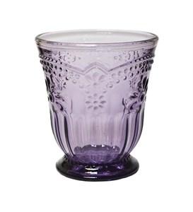 "Стакан ""Версаль"" фиолетовый 250 мл"
