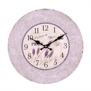 """Часы настенные """"Лавандовое настроение"""""""