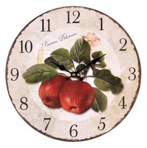 """Часы настенные """"Летний сад"""""""