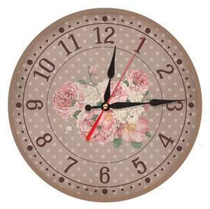 "Часы настенные ""Винтажные розы"""