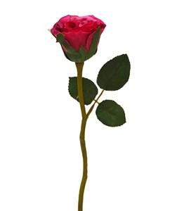 """Цветок искусственный """"Роза красная"""""""