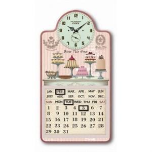 Часы настенные с календарем
