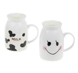 "Кружка-молочник ""Веселое молоко"" в ассортименте, цена за 1 шт"