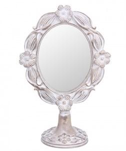 """Зеркало настольное """"Нежный прованс"""""""