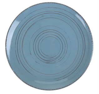 "Тарелка ""Бирюза"" диаметр 27 см"