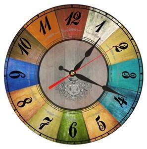 """Часы настенные """"Лофт"""""""