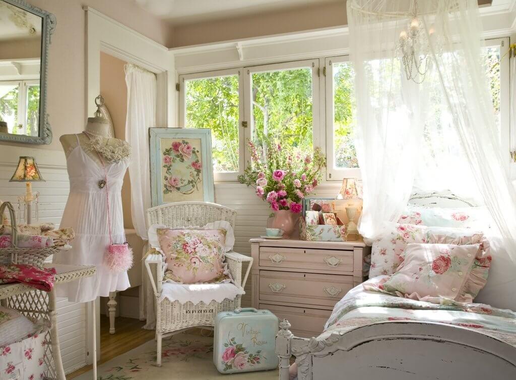 комната в стиле прованс своими руками фото при должном настрое